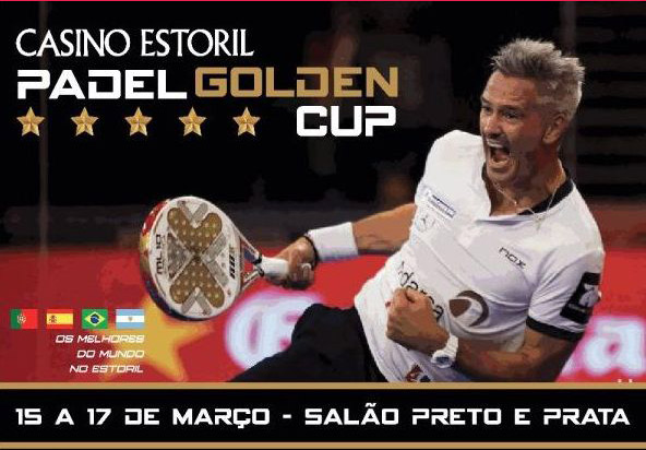 CASINO PADEL GOLDEN CUP