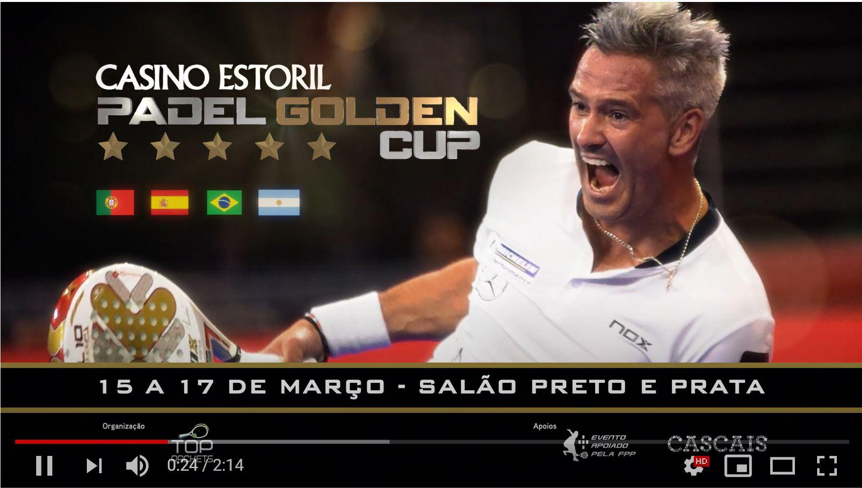CASINO ESTORIL GOLDEN CUP